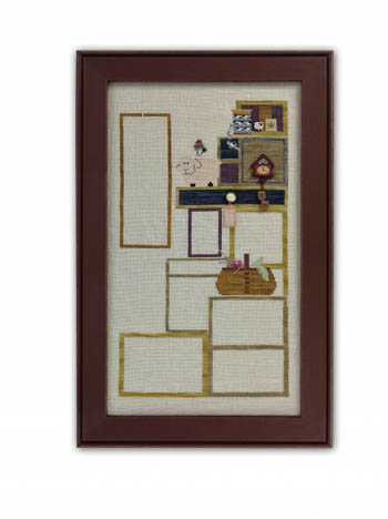click here to view larger image of Tuffet's Cupboard (Part 1 of 4) (chart)