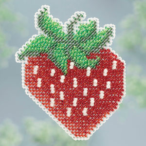 click here to view larger image of Strawberry (2013) (bead kit)