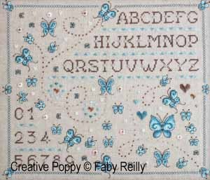 click here to view larger image of Butterfly Sampler (chart (special))