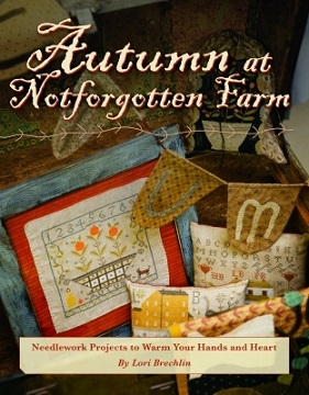 click here to view larger image of Autumn At Notforgotten Farm (chart (special))