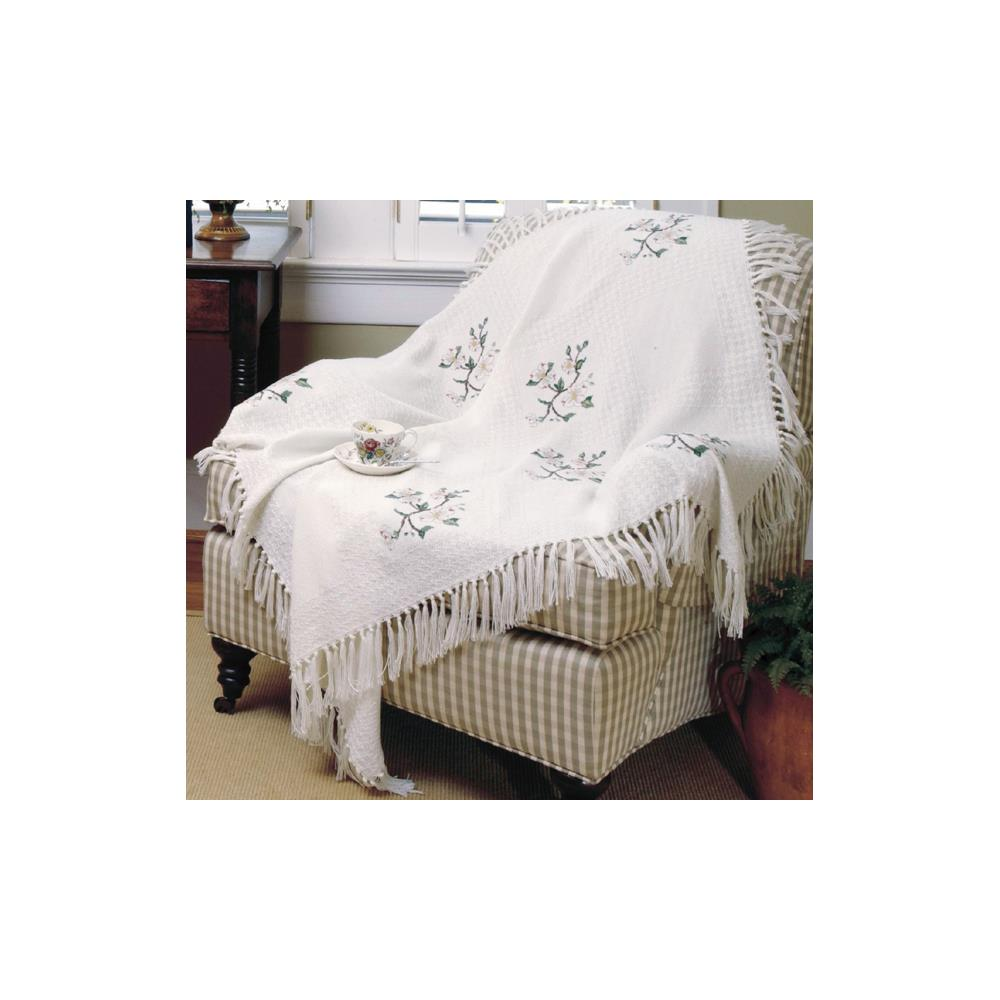click here to view larger image of Lady Elizabeth Afghan (stitchable)