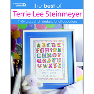 click here to view larger image of Best of Terrie Lee Steinmeyer, The (book)