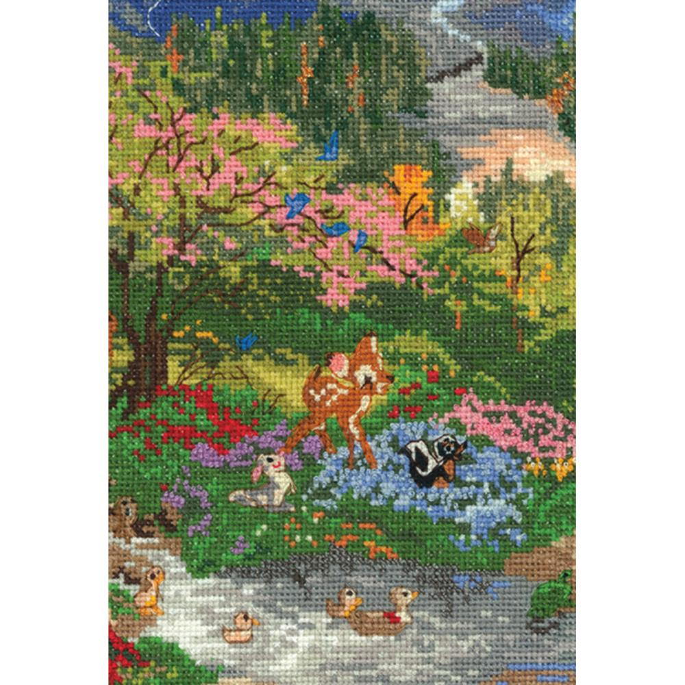 click here to view larger image of Bambi 5x7 (counted cross stitch kit)