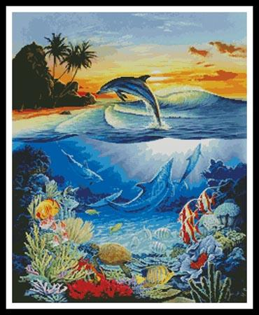 click here to view larger image of Dolphin Lagoon  (Robin Koni) (chart)