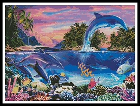 click here to view larger image of Dolphin Panorama (chart)