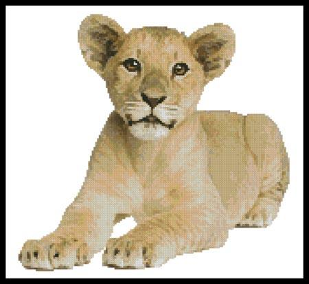 click here to view larger image of Lion Cub 2 (chart)