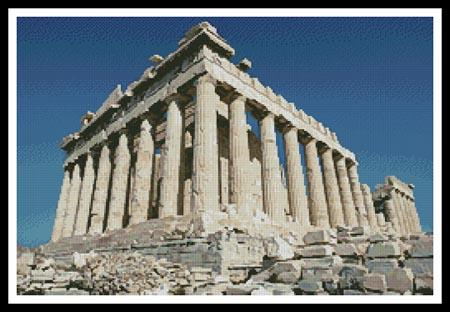 click here to view larger image of Parthenon (chart)
