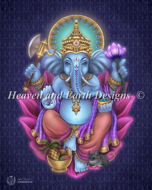 click here to view larger image of Ganesha (chart)