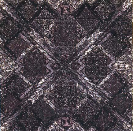 click here to view larger image of Glitz & Glamour -  Onyx (counted canvas chart)