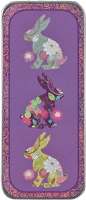 click here to view larger image of Flower Bunnies Needle Slide (accessory)