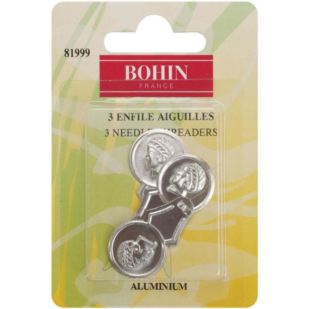 click here to view larger image of Aluminum Needle Threaders 3/Pkg (accessory)