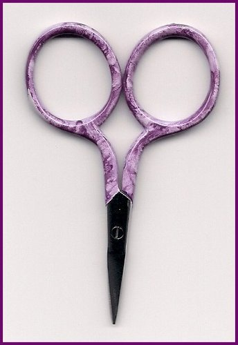 click here to view larger image of Baby Purple Scissors (accessory)