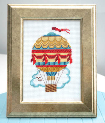 click here to view larger image of Vintage Air Balloon (chart)