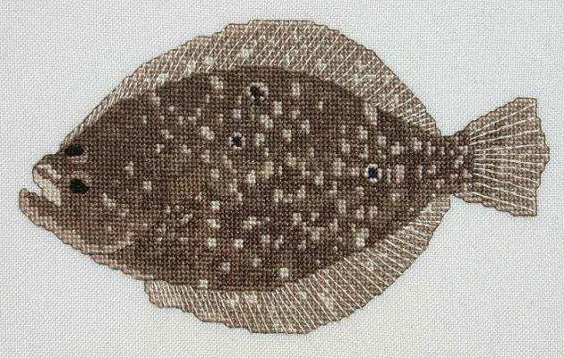 click here to view larger image of Flounder (chart)