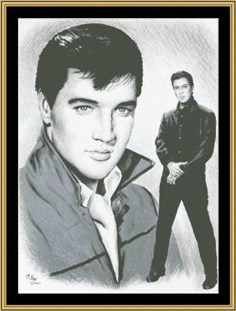 click here to view larger image of Elvis Presley - Roustabout (chart)