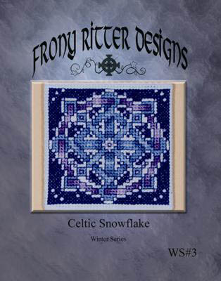 click here to view larger image of Celtic Snowflake (chart)