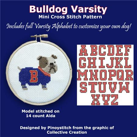 click here to view larger image of Bulldog Varsity (chart)