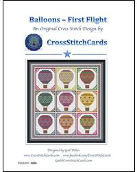 click here to view larger image of Balloons - First Flight (chart)