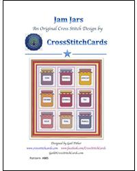 click here to view larger image of Jam Jars (chart)