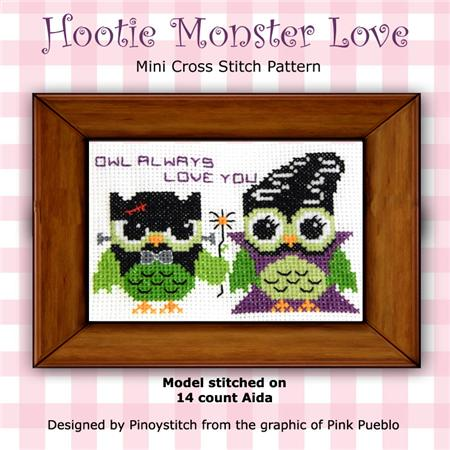 click here to view larger image of Hootie Monster Love (chart)