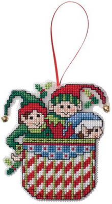 click here to view larger image of Elves in a Pocket (chart)