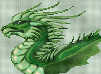 click here to view larger image of Crested Dragon (chart)