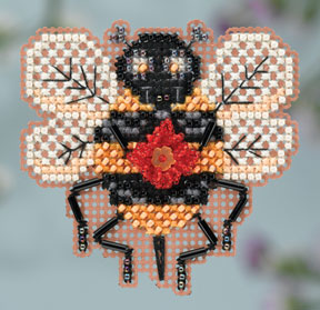 click here to view larger image of Buzz, The (counted cross stitch kit)