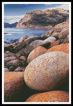 click here to view larger image of Freycinet National Park, Tasmania  (Pauline S Mills) (chart)