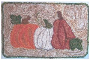 click here to view larger image of Autumn's Prize (Punchneedle) (Punchneedle)