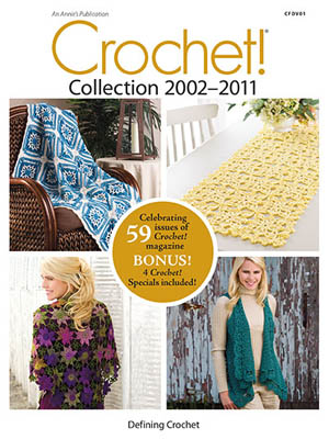 click here to view larger image of Crochet! Collection DVD (2002-2011) (DVD)