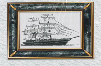 click here to view larger image of Sailing Ships - Concordia (chart)