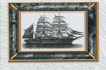 click here to view larger image of Sailing Ships - Serenity (chart)