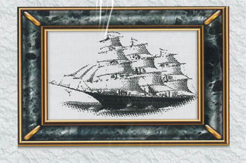 click here to view larger image of Sailing Ships - Tranquility (chart)