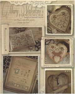 click here to view larger image of Mary Valentine's Handework (chart)