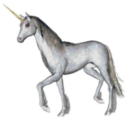 click here to view larger image of Beautiful Unicorn 1 (chart)