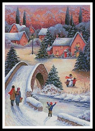 click here to view larger image of Christmas Town 2 (chart)
