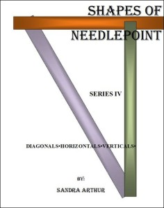click here to view larger image of Shapes of Needlepoint IV (book)
