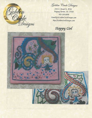 click here to view larger image of Happy Girl (chart)