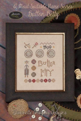 click here to view larger image of Button Betty (chart)