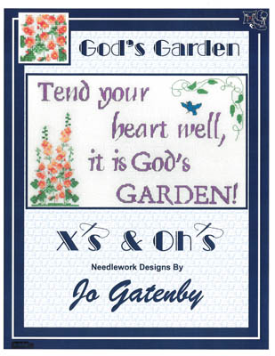 click here to view larger image of Gods Garden (chart)