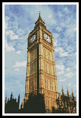 click here to view larger image of Big Ben (chart)