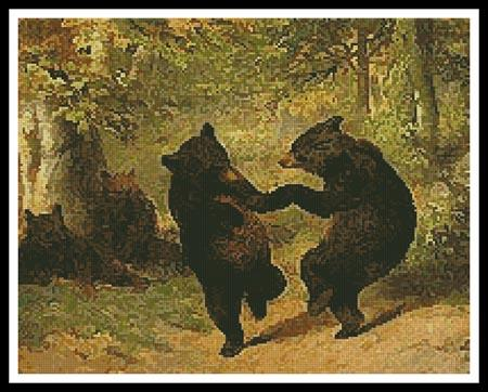 click here to view larger image of Dancing Bears (chart)