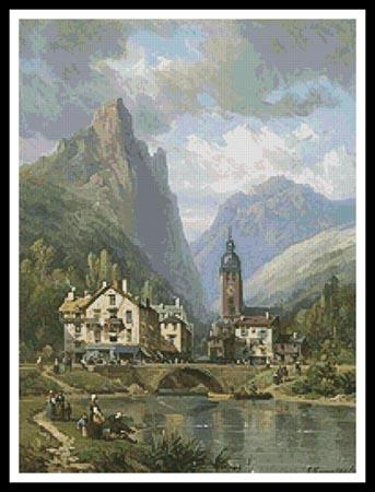 click here to view larger image of Alpine Village, An  (chart)