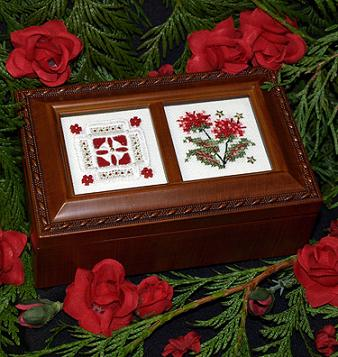click here to view larger image of Beautiful Finishing 16 - Keepsake Music Box (chart)