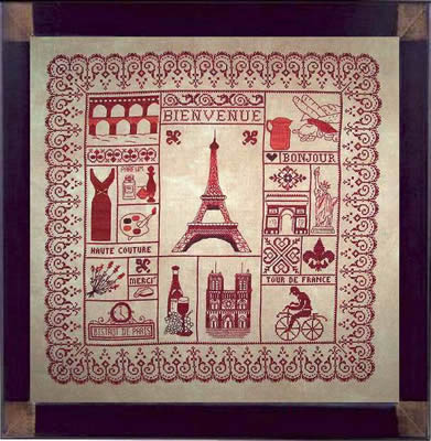 click here to view larger image of French Elegance 2 (chart)