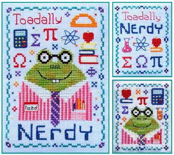click here to view larger image of Toadally Nerdy (chart)