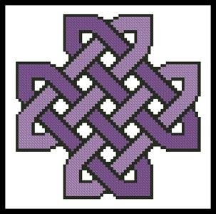 click here to view larger image of Celtic Pattern 3 (chart)