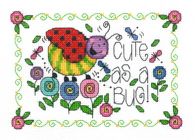 click here to view larger image of Garden Cuties (chart)