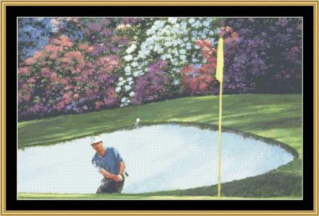 click here to view larger image of Golf Course Number 6 (chart)
