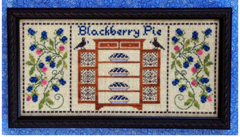 click here to view larger image of Blackberry Pie (chart)